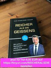 Reicher als die Geissens - Buch von Alex Fischer (Neu)