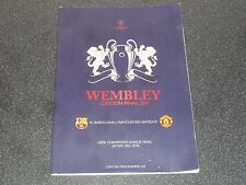 UEFA Champions League Final - FC Barcelona v Manchester United - 28th May 2011