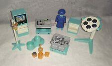 Vintage Playmobil Hospital Pieces