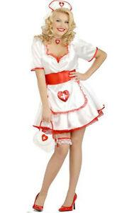 Forum Novelties Women's Hospital Honey Sexy Adult Nurse Costume Size XL 14-16