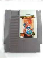 The Goonies II 2 NES ORIGINAL NINTENDO NES GAME Tested WORKING Authentic