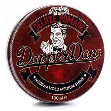 Dapper Dan Deluxe Pomade - Medium Hold Shine, 100 ml