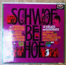 FRIEDEL HENSCH & DIE CYPRYS Schof bei Hof LP Diff. Cover/Diff. Tracks