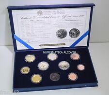 EUROS SET MALTA 2011 EN CARTERA OFICIAL CON 2 EUROS CONMEMORATIVA