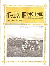 Avery 40-80 tractor, Fairbanks Morse Generator Light Plants, 1974 Gas Engine Mag
