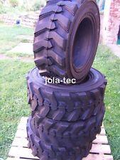 4x REIFEN 23x8.50-12 für Kompaktlader Radlader Bobcat usw. *NEU*