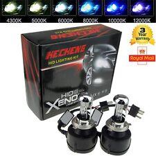 55W HID H4 9003 Xenon Bi-xenon Headlight Conversion Kit Hi/Low Dual Beam Bulbs