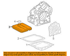 TOYOTA OEM Automatic Transaxle-Filter 3533006010
