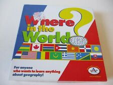 Where In The World Game Educational Geography Game