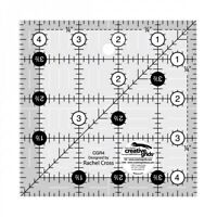 Creative Grids Quilt Ruler 4-1/2 in Square