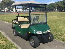Excellent Green 2013 Ezgo rxv 4 passenger seat golf cart AC MOTOR 48v