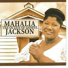 CD album MAHALIA JACKSON - THE QUEEN OF GOSPEL