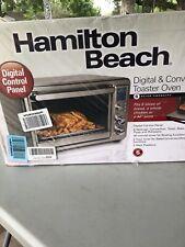 Hamilton Beach Digital & Convection Toaster Oven
