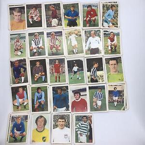 1970/1971 FKS Premier League Unused / Unglued Sticker Bundle (HUGE Lot)
