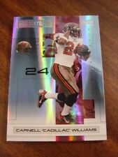 2007 Playoff NFL Silver #/99 Tampa Bay BUCCANEERS Set (4c)