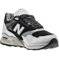 New Balance ML878NPA Crush Black Grey Classic Lifestyle Shoes Comfort SZ 9 D