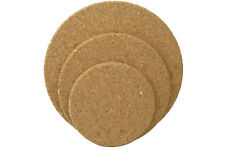 Round Natural Cork Tablemat Placemats 150mm dia