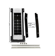1971-72 Chevelle Console Automatic Transmission Shift Indicator w/ White Digits