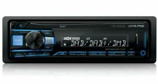 Alpine UTE-202DAB 1 DIN Autoradio Digitale con  DAB+ 200W - Nero