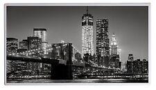 600W Infrarotheizung NY BB s/w Thermostat Elektroheizung Überhitzungsschutz TÜV
