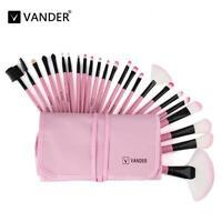 Professional Vander Cosmetic Eyebrow Eyeliner Makeup Brushes Set 10/24/32pcs YA