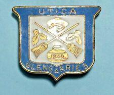 Utica Glengarries -vintage Curling Pin