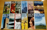 12x Merian 1985 komplett 38. Jahrgang Hefte 1-12 Zeitschrift Reise Europa Welt