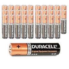 30x Duracell AAA Alkaline Micro Batterie LR3 MN2400 UM4 | 1150mAh 1,5V | 30 Stk