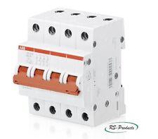 ABB Lasttrennschalter SHD204/63, 4-polig. 63A, 2CDD274111R0063
