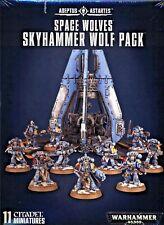 ADEPTUS ASTARTES SPACE WOLVES SKYHAMMER WOLFPACK - Warhammer - Games Workshop
