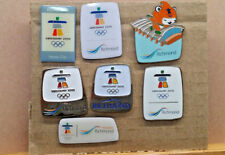 LOT OF 7 2010 VANCOUVER RICHMOND OLYMPIC WINTER GAMES PIN