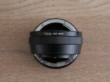 FOTGA M42 screwfit Lens to Micro4/3 M4/3 Camera