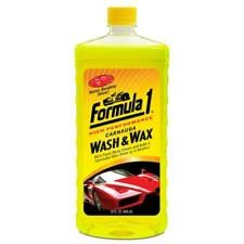 Formula 1 F1 CARNAUBA WASH & WAX 946ML Brilliant Shine Super-Polymer Protection