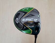 Callaway Epic Flash Sub Zero Driver 9* ProjectX HZRDUS Smoke Black 6.0 Stiff RH