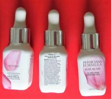 3 x 11 ml Mini Bottles of Physicians Formula PF10778 ROSÉ ALL DAY OIL-FREE SERUM