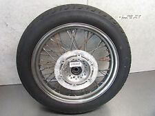 H HONDA SHADOW ACE VT 750 2001 OEM   FRONT WHEEL