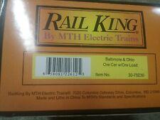 MTH 30-75230 BALTIMORE & OHIO ORE CAR w/ORE LOAD, #6486  LNOB