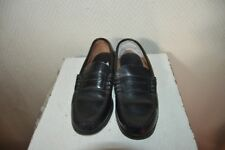 CHAUSSURE MOCASSIN CUIR SEBAGO TAILLE 35  SHOES/SCARPA/ZAPATOS LEATHER BE