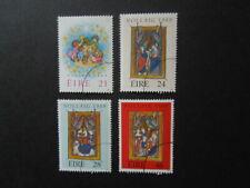 G1490  IRELAND SPECIMEN 1989  CHRISTMAS  SET MNH  SCARSE