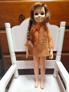 Crissy Doll Vintage Growing Hair Ideal 70's