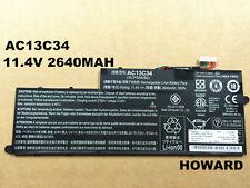 New Original Genuine AC13C34 Battery For Acer Aspire V5-122P Series 3ICP5/60/80