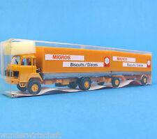 Roskopf h0 423 ácida d 290/330 hängerzug Bayerische camiones ho 1:87 OVP rmm Box