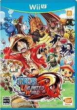 ONE PIECE Unlimited World R Nintendo Wii U 4560467043706/WUP-P-AUNJ Video Game