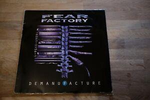 Fear Factory – Demanufacture Vinyl, LP, Album Roadrunner Records – RR 8956-1