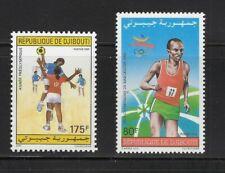 Briefmarken Olympische Spiele 1992 Djibuti postfrisch