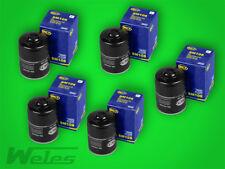 5x sm108 Filtro de aceite VW LT 28-35 40-55 2,4 TRANSPORTER T3 1,6 D TD PASSAT
