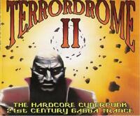 TERRORDROME 2 = Cyanide/Tellurian/Technohead/Fistfuck..=3CD= HARDCORE GABBER !