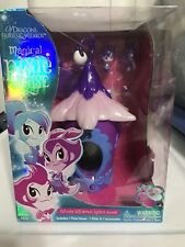 Of Dragons, Faries & Wizards Magical Purple Pixie House Playset New