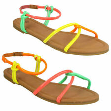 Sandali e scarpe casual multicolore per il mare da donna