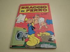BRACCIO DI FERRO NUMERO 6 DEL GIUGNO 1967 DA EDICOLA, PERFETTO